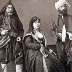 Veshjet popullore të  Turqisë  Europiane, e veçmas  Shqipëtare, më 1873, nga  Osman  Hamid Beut