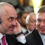 Çdo votë për Edi Ramën është votë për ta forcuar Serbinë në rajon e në Kosovë!