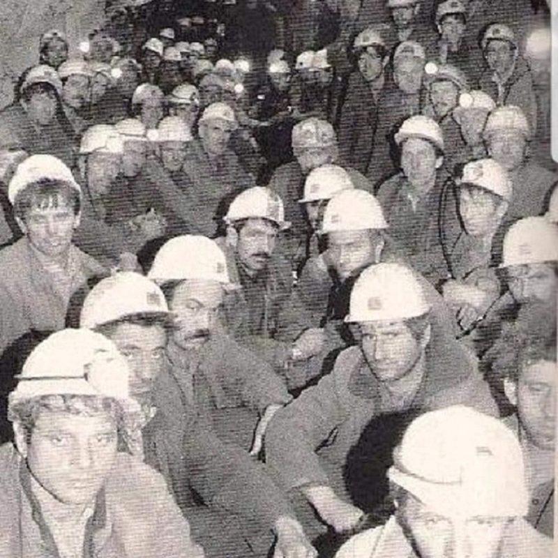 Burgosja dhe keqtrajtimi i udhëheqëve dhe minatorëve grevistë nga regjimi i Milosheviçit